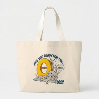 Octopi Toss Canvas Bag