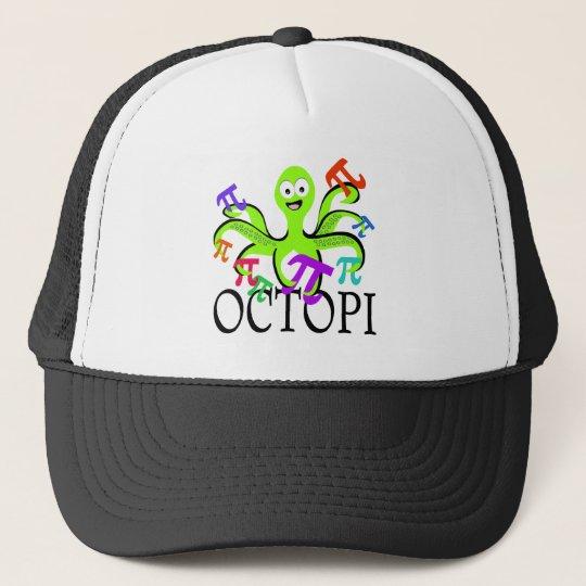 Octopi Trucker Hat