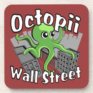 Octopii Wall Street - Occupy Wall St! Coaster