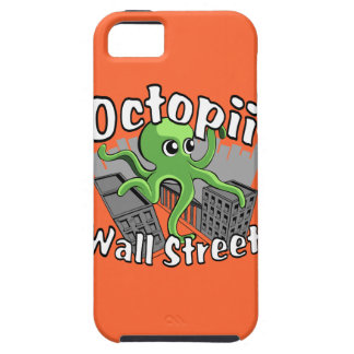 Octopii Wall Street - Occupy Wall St! iPhone SE/5/5s Case