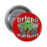 ¡Octopii Wall Street - ocupe Wall Street! Pin