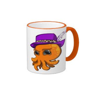 OctoPIMP drinkware Coffee Mugs