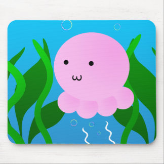 Octopod Mouse Pad