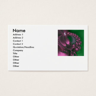 Octopodal Business Card