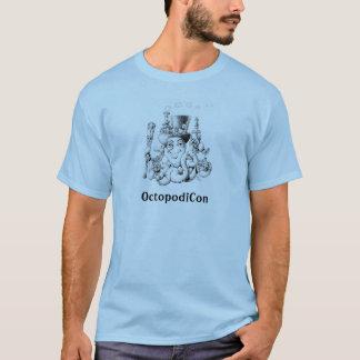 OctopodiCon Baron O T-shirt