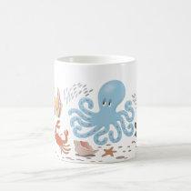 Octopus 11 oz. mug