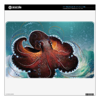 OCTOPUS - '17 Laptop for MAC and PC Skins For MacBook