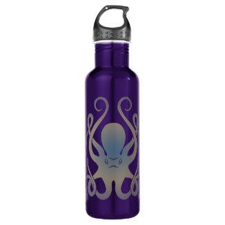 Octopus 24oz Water Bottle
