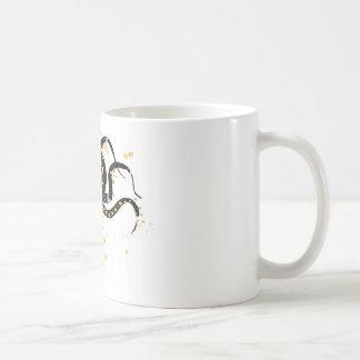 Octopus Abstract Coffee Mug