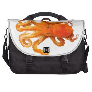 Octopus Art Cephalopod No.9 Laptop Bag
