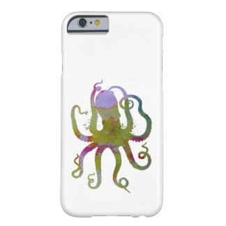 Octopus Barely There iPhone 6 Case