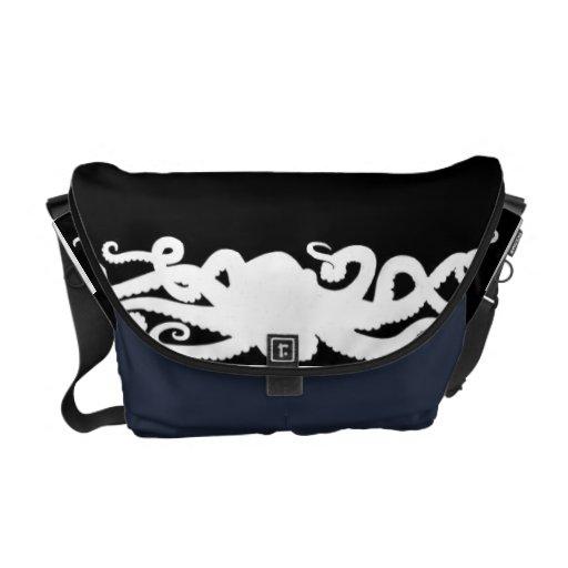 Octopus Black bag Commuter Bags