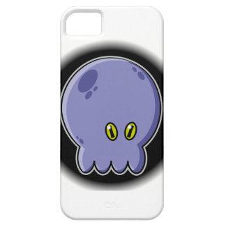 Octopus blue iPhone SE/5/5s case