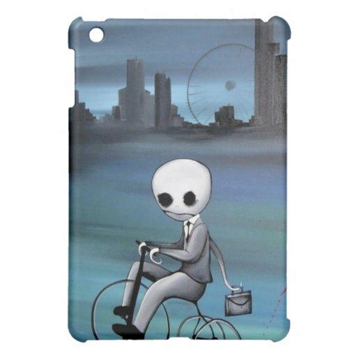 Octopus Boy iPad Mini Cover