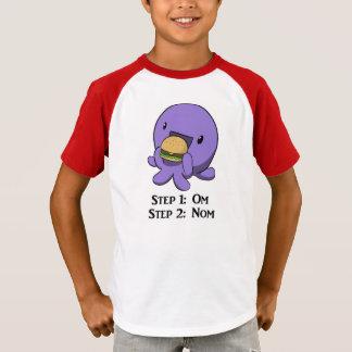Octopus Burger (kids) T-Shirt