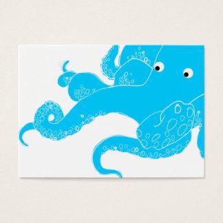 Octopus Business Card