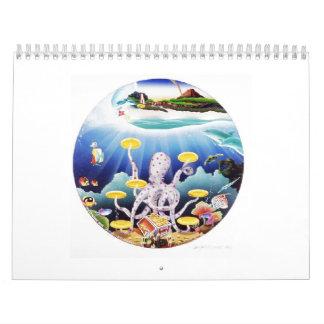 Octopus Calendar