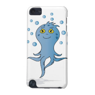 octopus cartoon iPod Touch Cases
