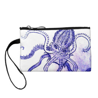 Octopus Change Purse