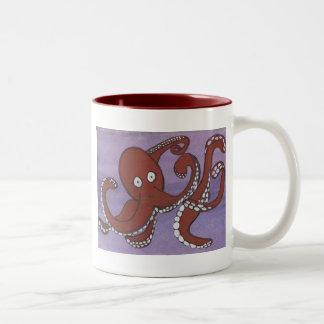 Octopus Coffee Cup Coffee Mugs