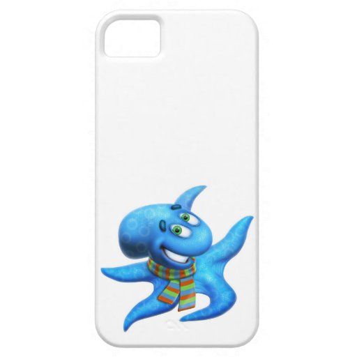 Octopus cover to iPhone 5 iPhone 5 Cover