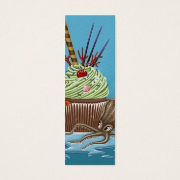 Professional Business Octopus Cupcake Business Cards