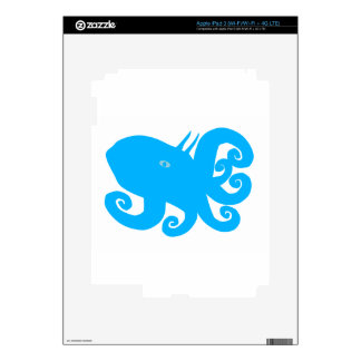 Octopus Decals For iPad 3