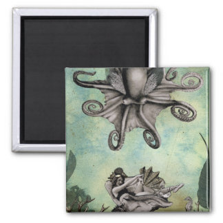 Octopus Float Magnet