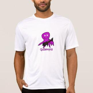 octopus guitar t shirt