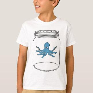 Octopus in a Jar T-Shirt