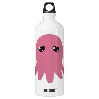Octopus in Love Water Bottle