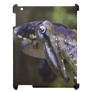 Octopus In Sea Water Cover For The iPad