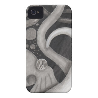 octopus in the deep Case-Mate iPhone 4 case