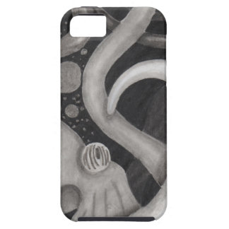 octopus in the deep iPhone SE/5/5s case