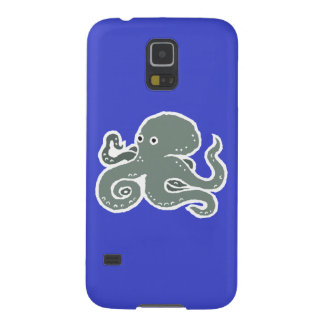 Octopus in the Ocean Galaxy S5 Cover