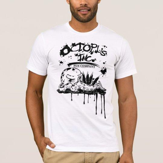 Octopus INC. PEN COMPANY T-Shirt