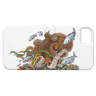 Octopus iPhone 5 Cover