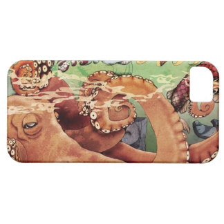 Octopus iPhone Case iPhone 5 Cover