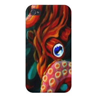 octopus iPhone 4/4S cases