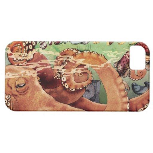 Octopus iPhone Case iPhone 5 Cases