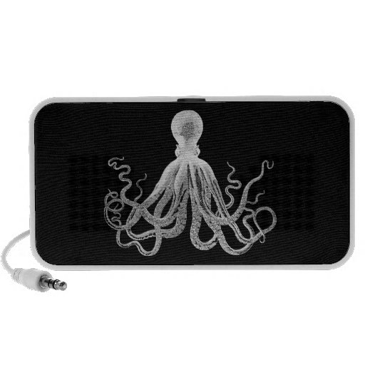 Octopus iPod Speaker