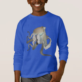Octopus isolated T-Shirt