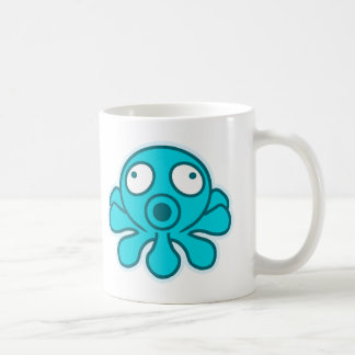 Octopus - Japanese anime style Coffee Mug