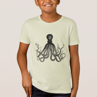 Octopus Kids Organic Tee