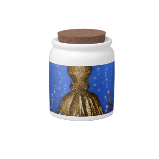 Octopus' Lair - Colorful Candy Jar