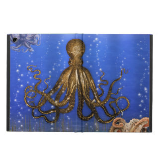 Octopus' Lair - Colorful Case For iPad Air