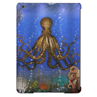 Octopus' Lair - Colorful iPad Air Case