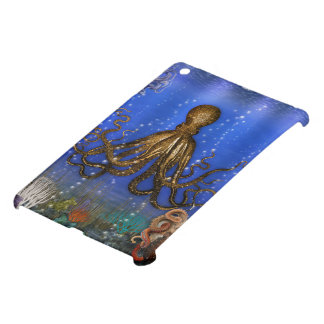 Octopus' Lair - Colorful iPad Mini Cases