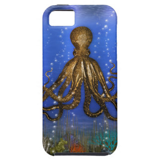 Octopus' Lair - Colorful iPhone SE/5/5s Case