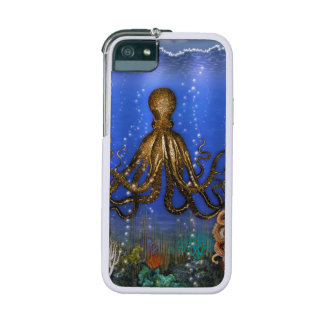 Octopus' Lair - Colorful iPhone SE/5/5s Cover